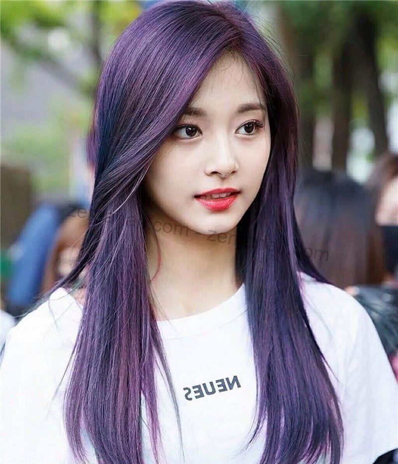 Một màu tóc ấn tượng sẽ cực kỳ thu hút người đối diện