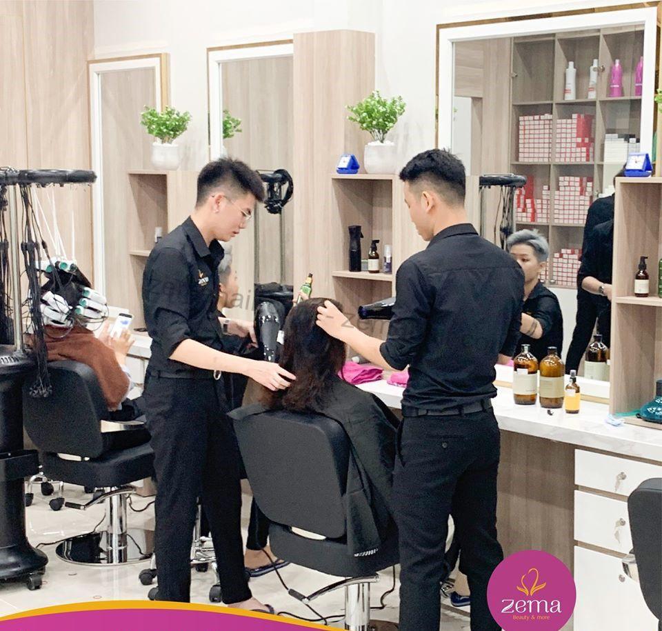Kỹ thuật nhuộm tóc ngày càng hiện đại và an toàn