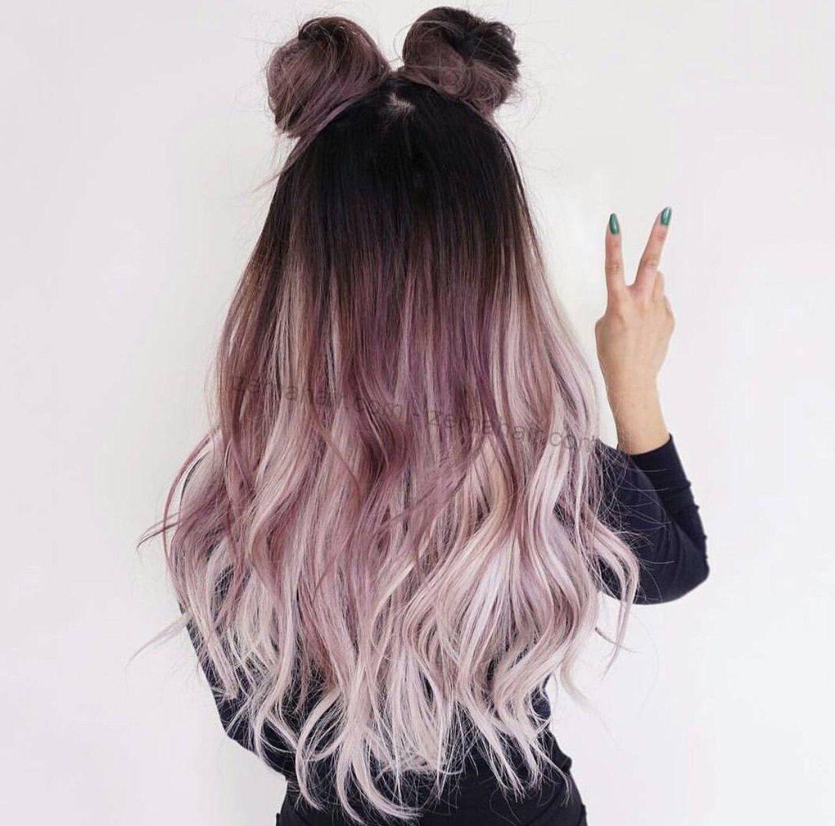 Mái tóc nhuộm đẹp thôi chưa đủ mà còn phải khoẻ