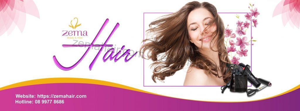 Zema Hair địa chỉ chăm sóc tóc số #1 Việt Nam