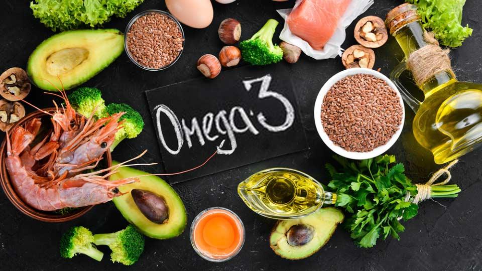 Bổ sung omega-3 cho tóc thêm chắc khỏe