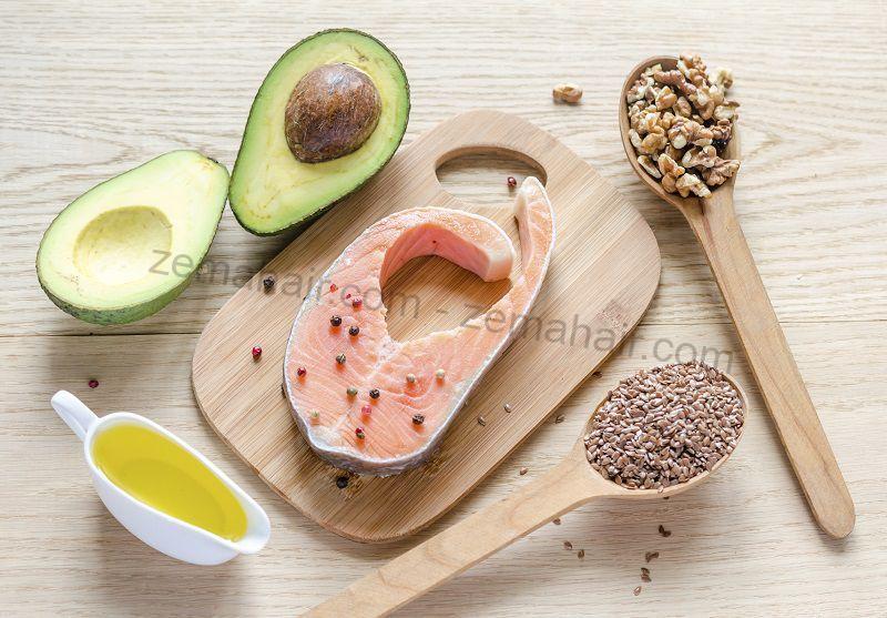 Các loại thực phẩm chứa nhiều omega 3 có thể làm dày tóc hiệu quả