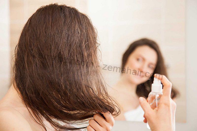 Massage da dầu để làm tóc dày hơn
