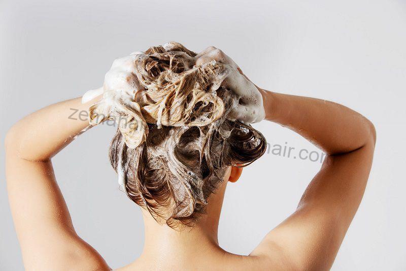 Cách làm tóc dày hơn nhờ gội đầu cực kỳ đơn giản