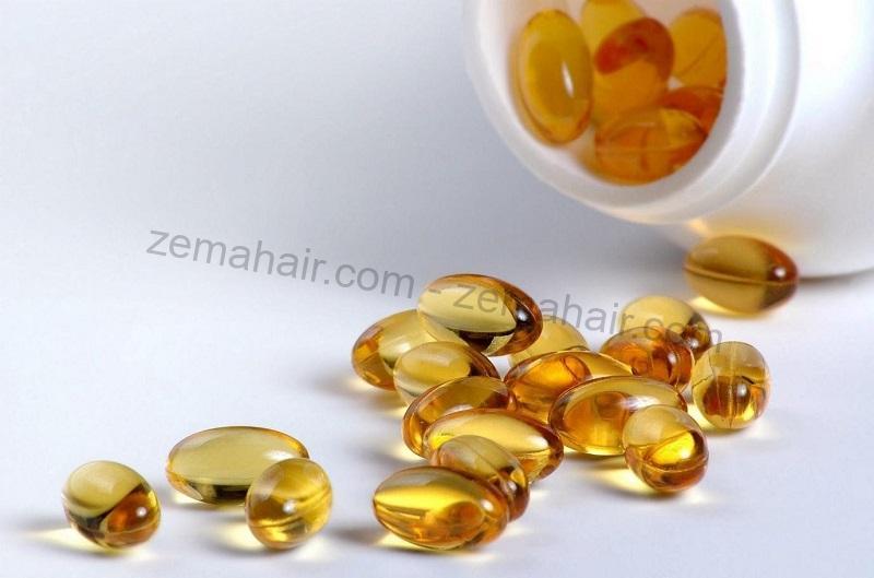 Vitamin E có thể giúp tóc giảm hư tổn