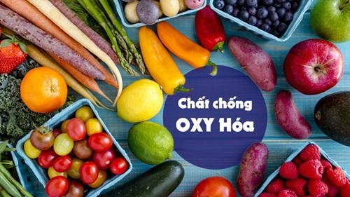 Ăn nhiều chất chống oxy hóa để chăm sóc tóc khô xơ