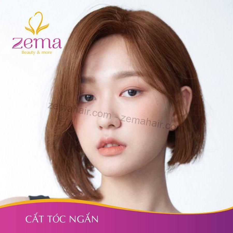 Dịch vụ cắt tóc nữ tại Zema Hair