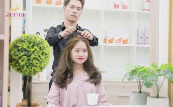 Mức giá uốn tóc của Zema Hair cực kỳ ưu đãi