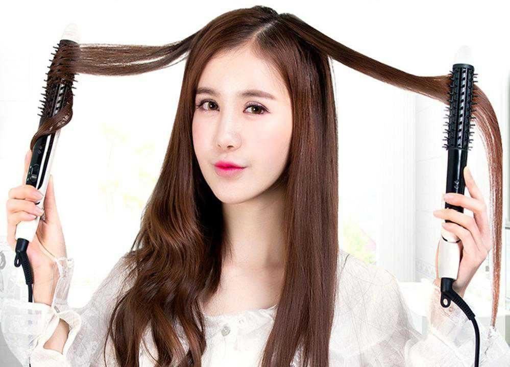 Hạn chế sử dụng nhiệt cho mái tóc khô xơ