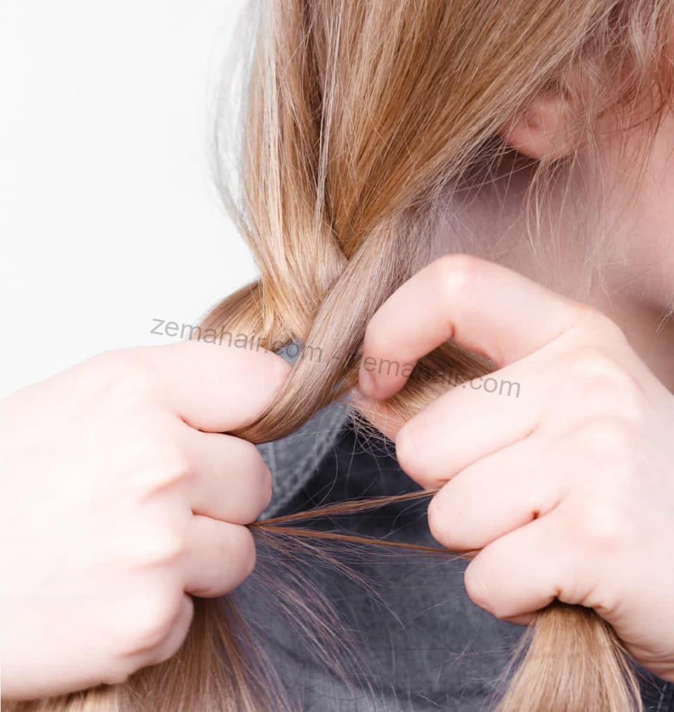 Hướng dẫn cách tết tóc đơn giản nhất cho cô nàng