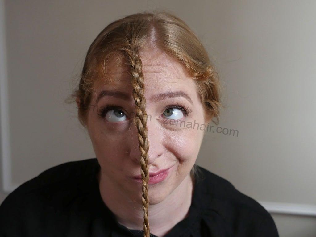 Hướng dẫn tết tóc đơn giản tại nhà