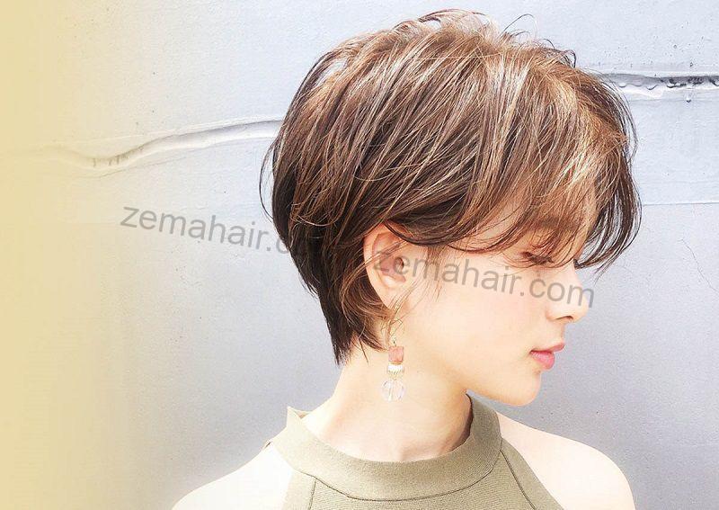 Kiểu tóc ngắn cá tính cổ điển luôn thịnh hành mọi thời đại