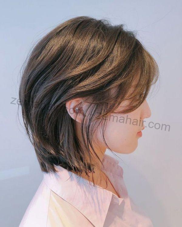 Kiểu tóc bob tạo sự trẻ trung và hoàn hảo hơn cho cô nàng
