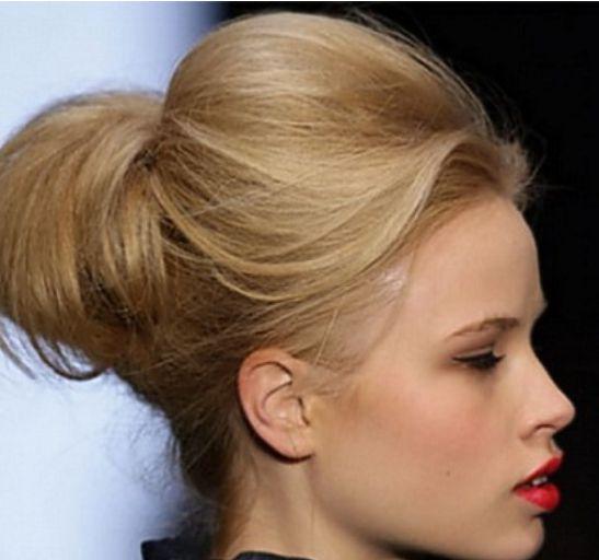 Tạo sự bồng bềnh cho mái tóc đối với nàng tóc mỏng