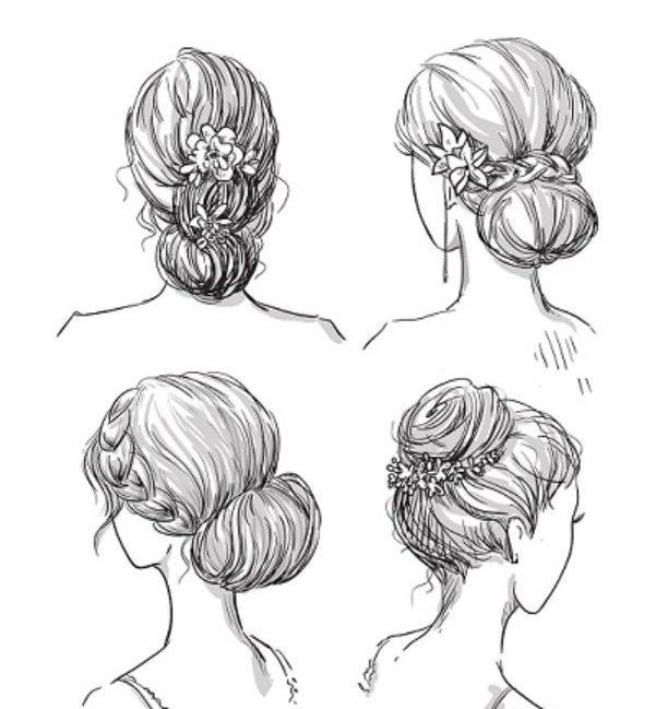 Kiểu tóc búi đẹp cho cô nàng