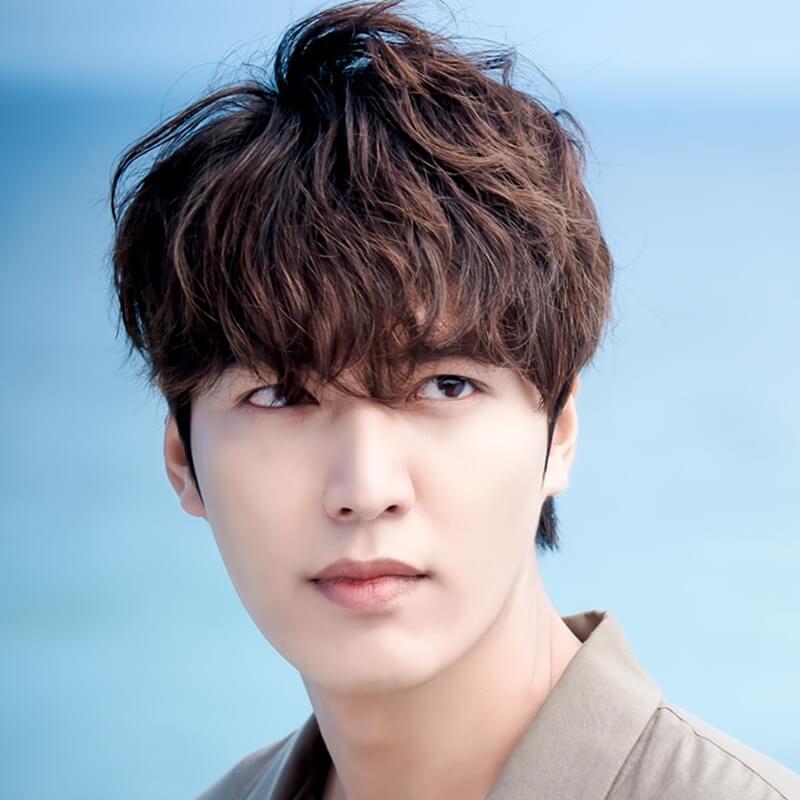Lee Min Ho lãng tử khi để mẫu tóc này
