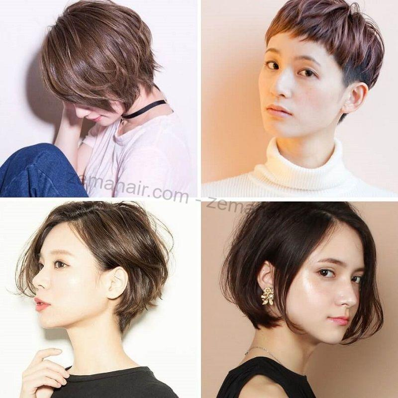 Kiểu tóc ngắn cá tính sẽ mang đến cho bạn một sự thay đổi vô cùng thú vị
