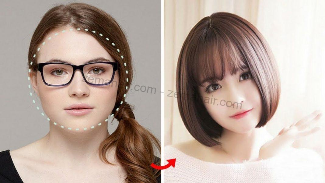 Lựa chọn kiểu tóc thích hợp với khuôn mặt tròn, mũm mĩm