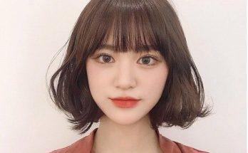 Kiểu tóc ngắn uốn phồng giúp nàng tự tin hơn