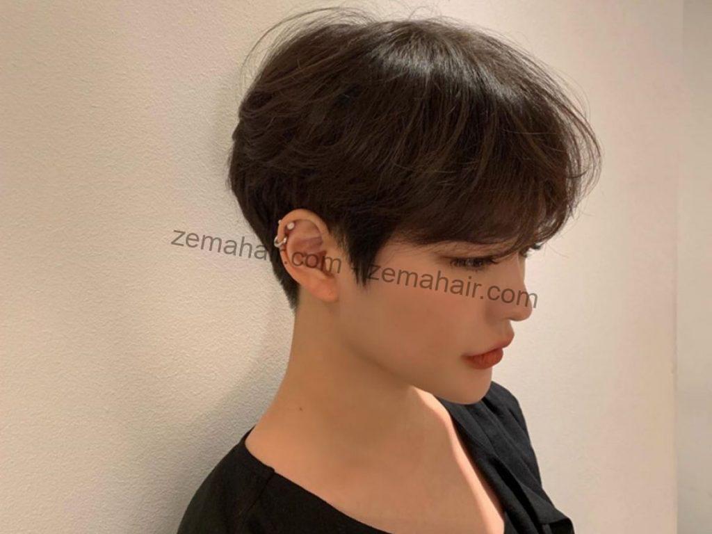 Kiểu tóc pixie bồng bềnh cho các cô nàng sở hữu khuôn mặt tròn đầy đặn