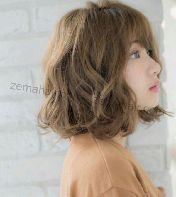Vẻ đẹp trẻ trung cho khuôn mặt tròn nhờ kiểu tóc này