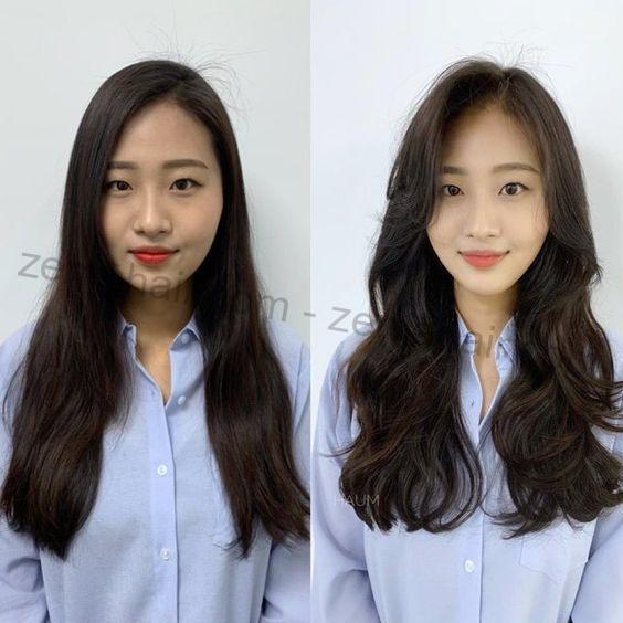 Mê mẩn với sự cá tính của tóc xoăn lọn to cả đầu thay đổi ngoạn mục