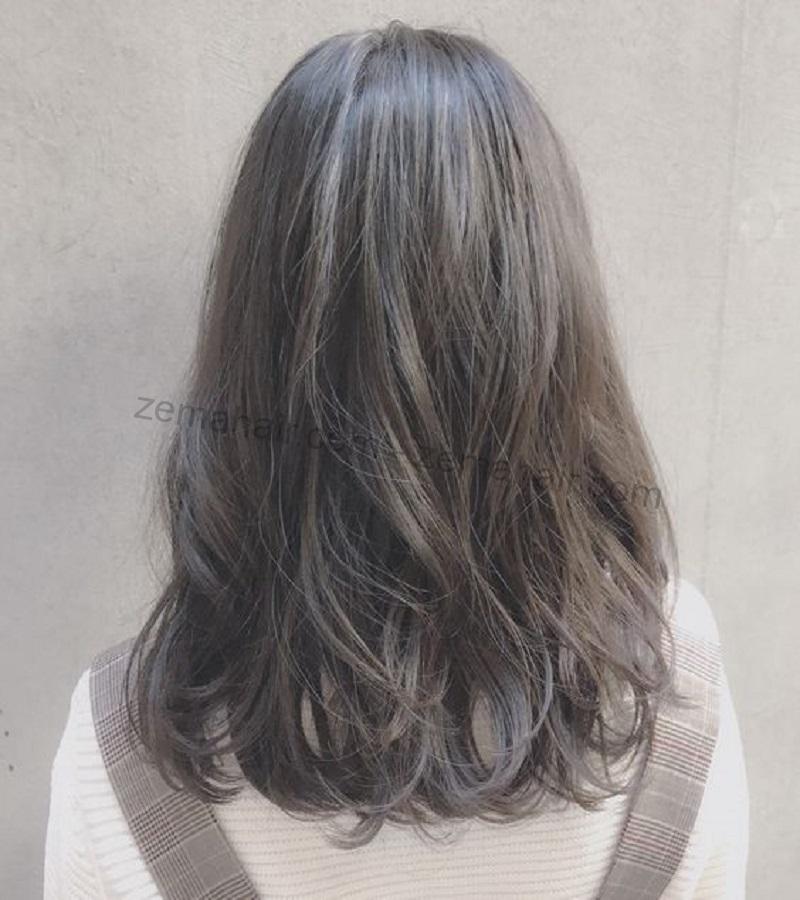 Kiểu tóc bob gợn sóng hình 2