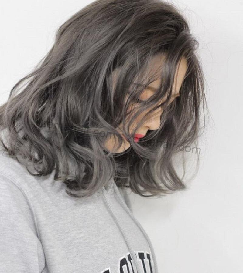 Kiểu tóc bob gợn sóng hình 3