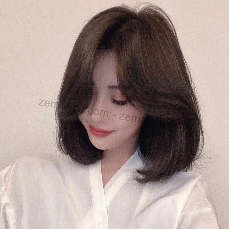 Tóc bob thẳng mái dài