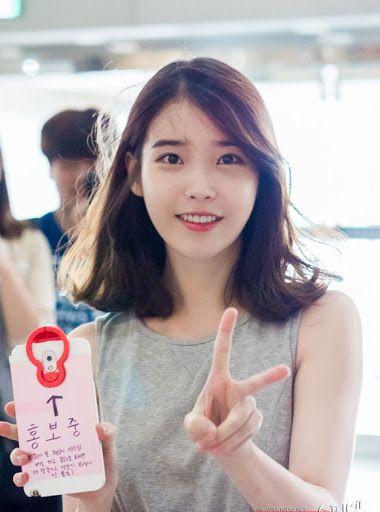 Sao Hàn dễ thương khi diện kiểu tóc này, kiểu tóc hot đình đám tại xứ sở kim chi