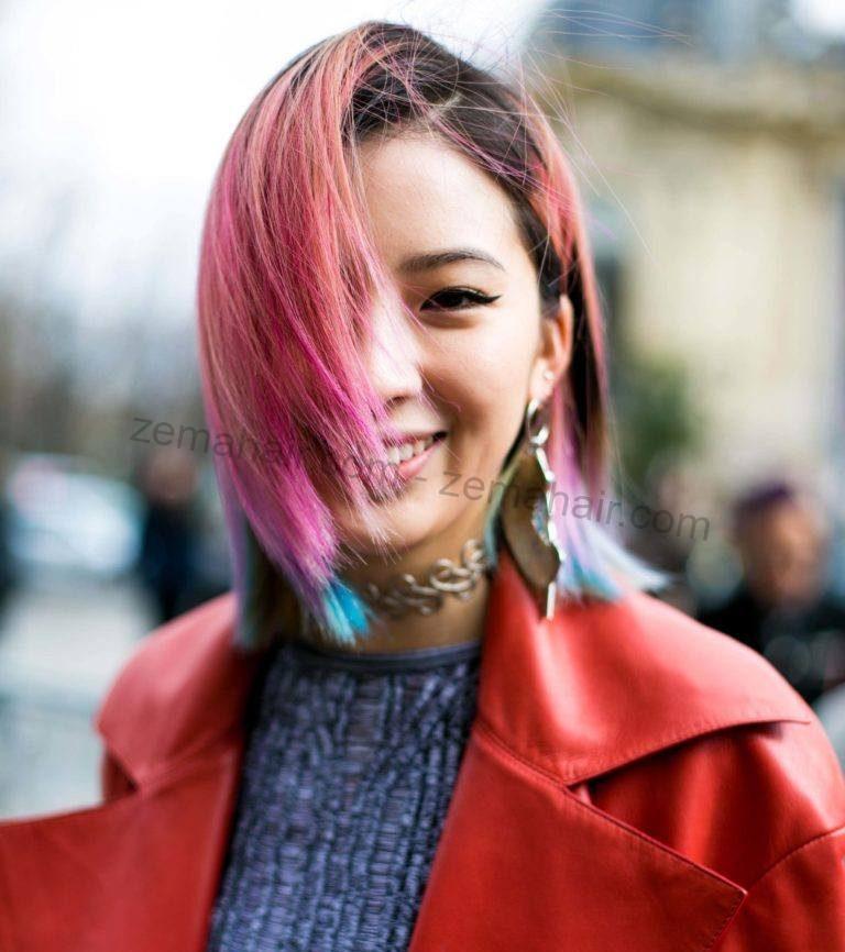 Kiểu tóc màu hồng theo phong cách dâu tây này giúp nàng tự tin tỏa sáng hơn