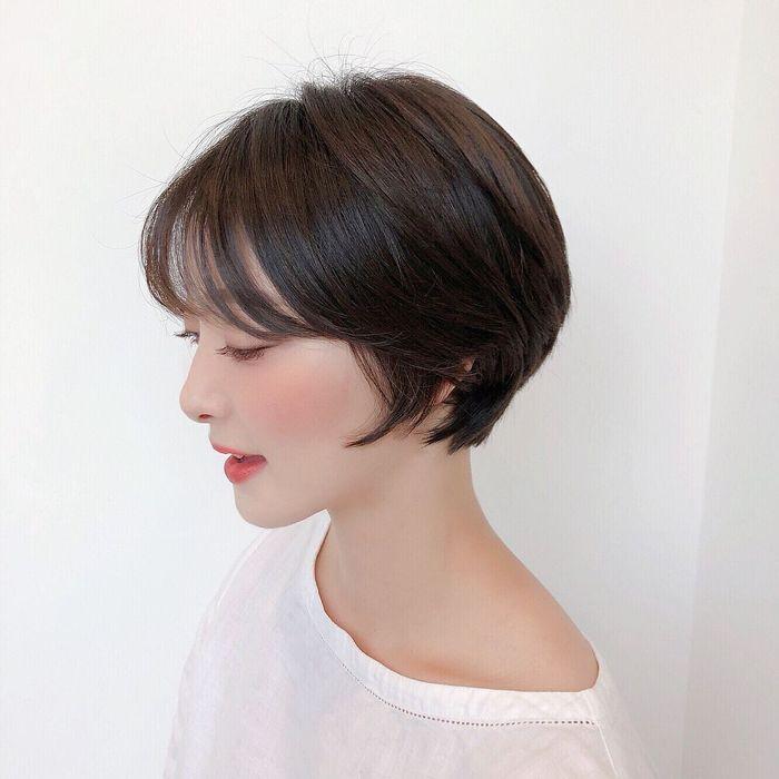 Kiểu tóc tém đẹp nhất 2021