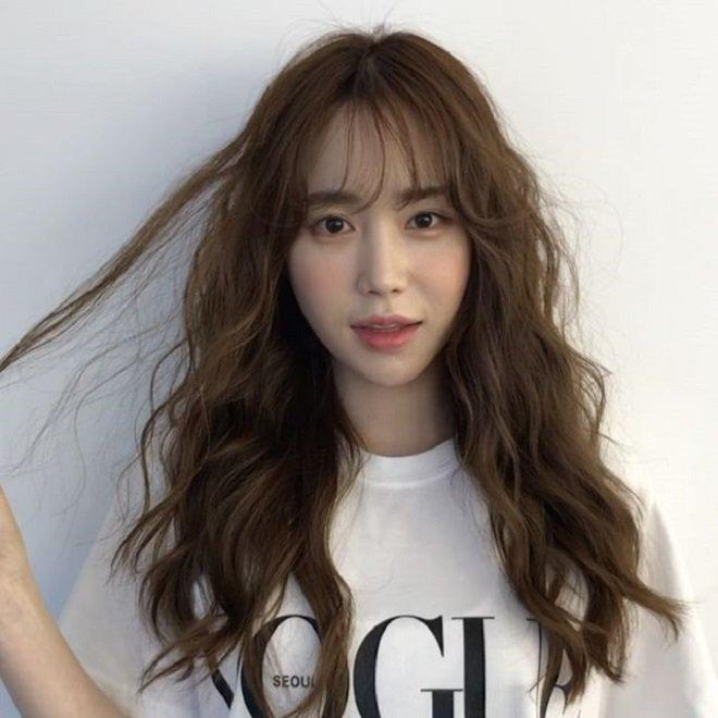 Sành điệu với kiểu tóc xù lọn to