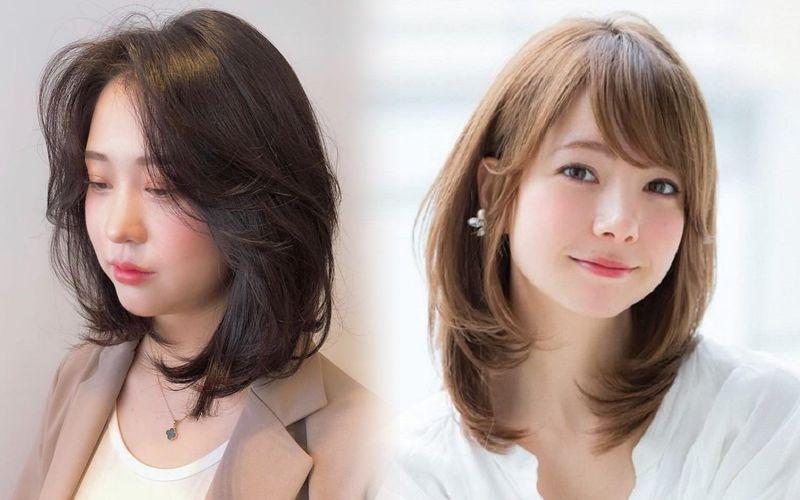 Ưu điểm của kiểu tóc layer.
