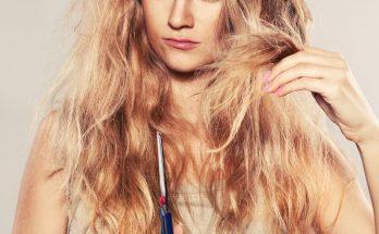 Loại bỏ tóc hư tổn là việc nên làm