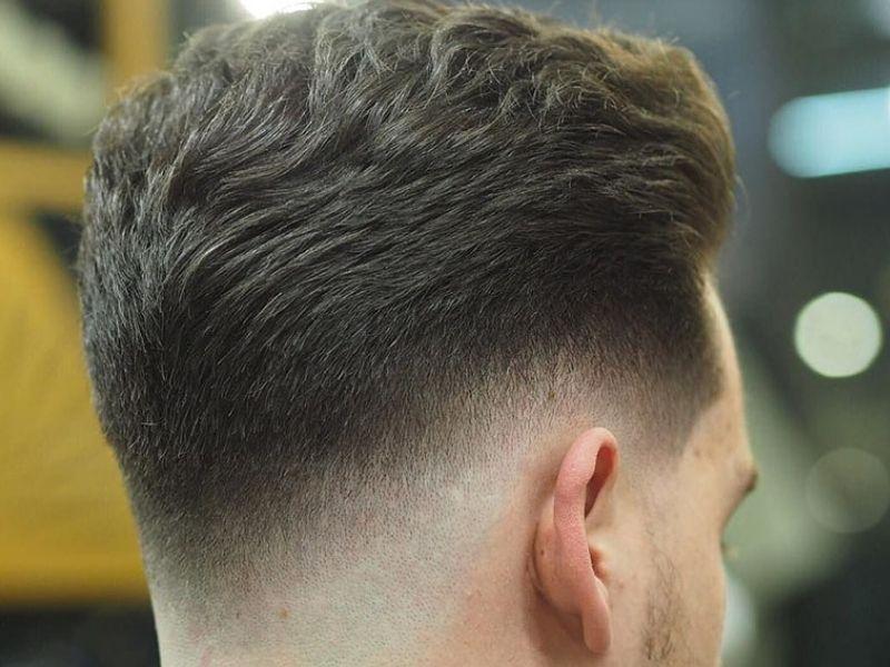 Cập nhật mẫu kiểu tóc fade hot nhất hiện nay