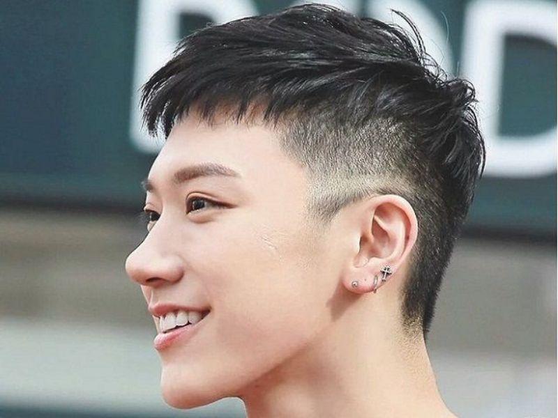 Kiểu tóc nam ngắn đang thịnh hành