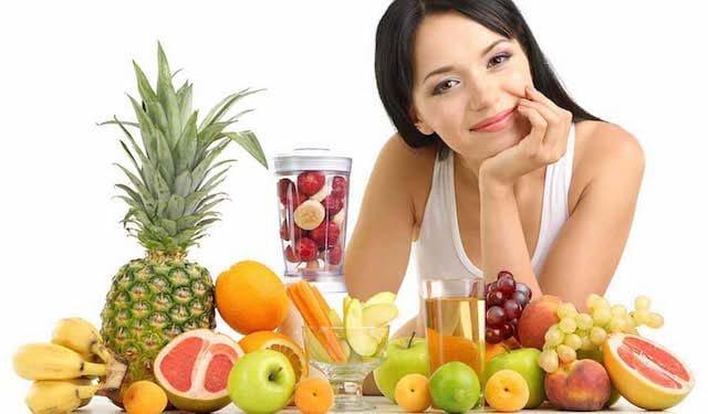 Có một chế độ sống và ăn uống khoa học không chỉ giúp mái tóc mà còn cho cả cơ thể