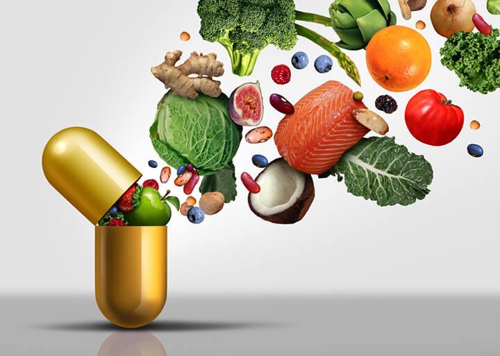 Luôn bổ sung những thực phẩm chức năng có từ những thực phẩm hàng ngày để nuôi dưỡng mái tóc