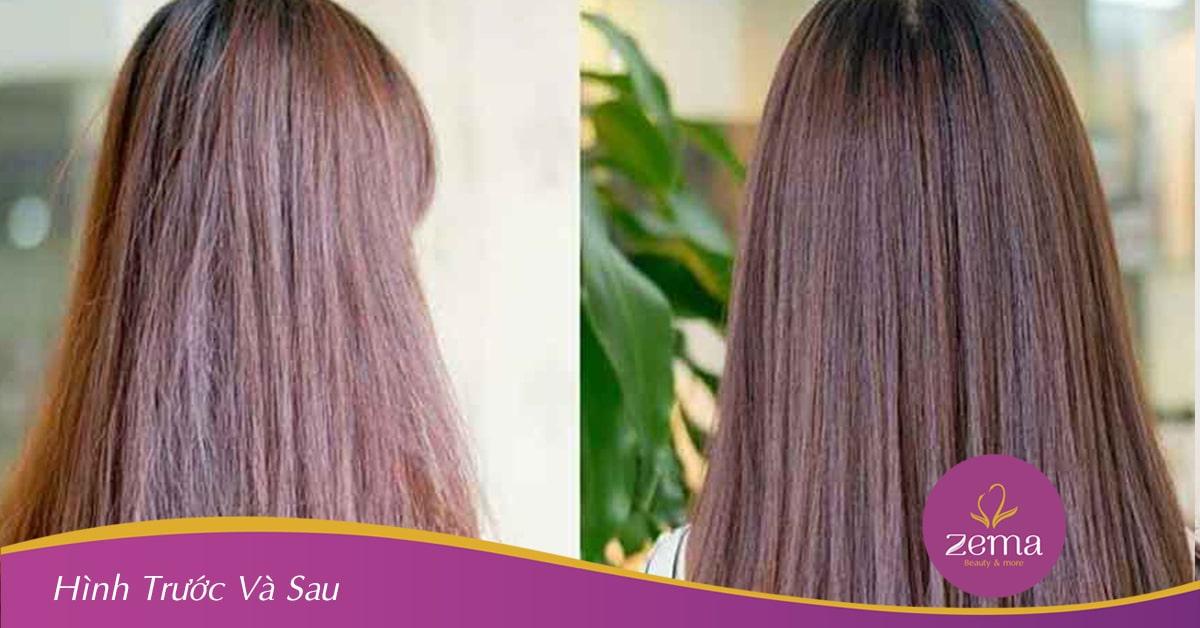 Zema Hair được các khách hàng đánh giá cao về chất lượng uy tín và phục vụ