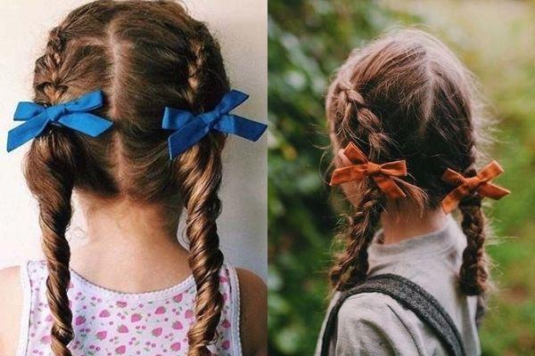 Kiểu tóc dễ thương cho trẻ mẹ nhất định phải biết.