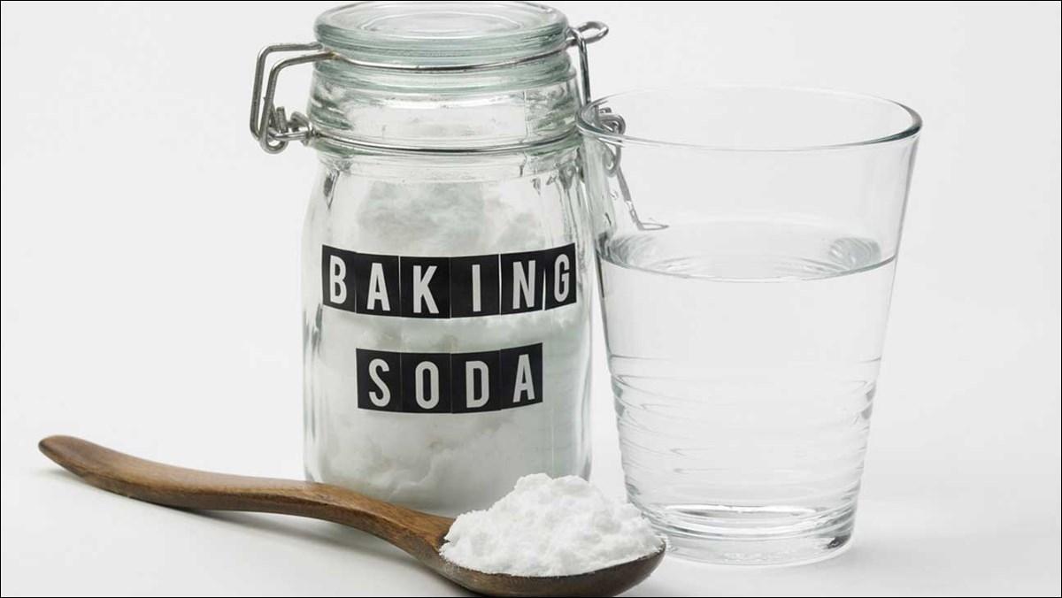 Baking soda là chất làm phai màu nhuộm an toàn