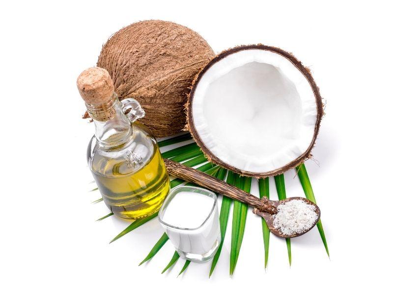 Dầu dừa là loại dầu thần thánh dành cho tóc xù