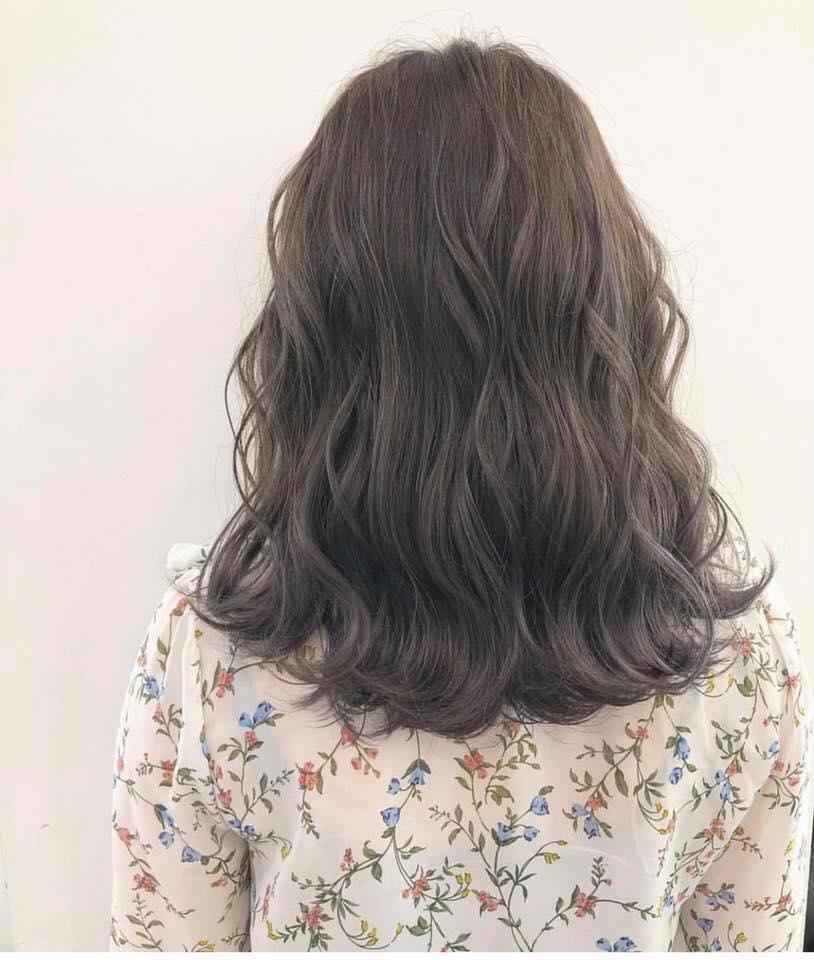 Uốn setting tóc ngang vai có nhiều kiểu dáng cho bạn lựa chọn