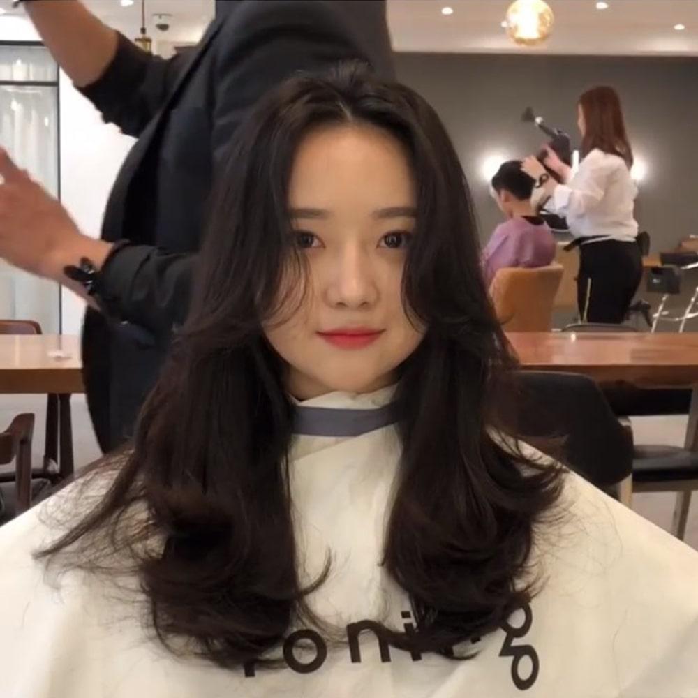 Lựa chọn độ dài phù hợp cho tóc uốn setting