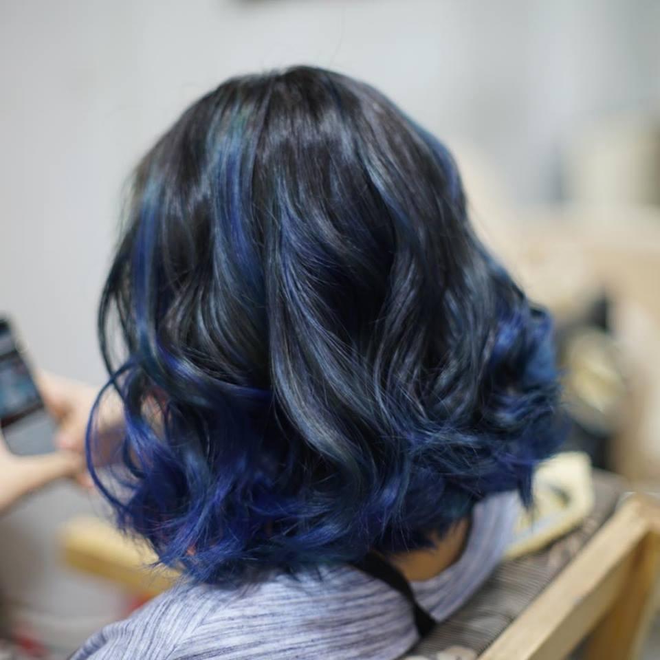 Kiểu tóc uốn setting vừa đẹp vừa chất lượng