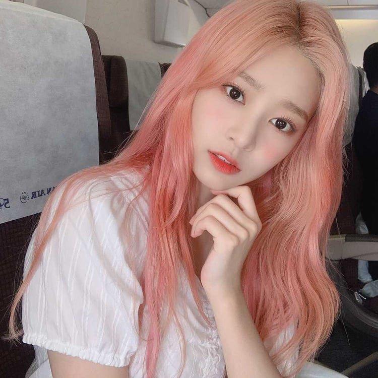 Chúng cũng giúp mái tóc nhuộm màu hồng lên được đúng tông mà bạn muốn