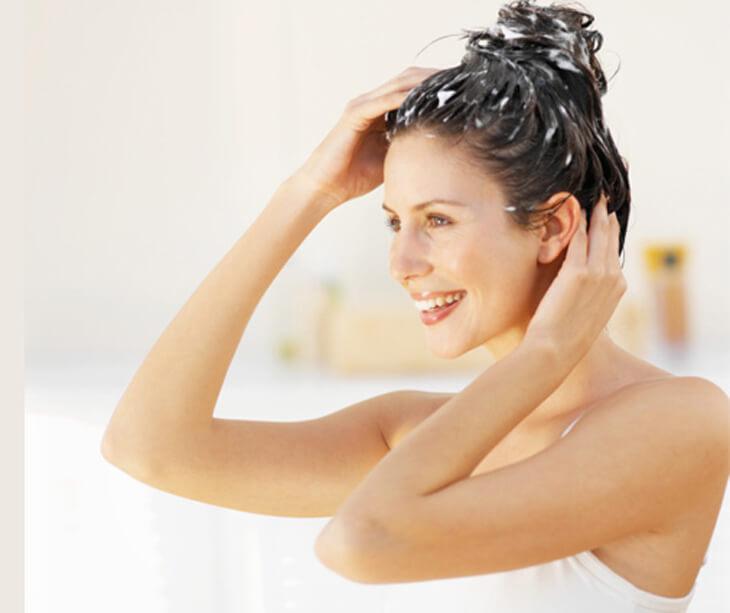 Lựa chọn sản phẩm an toàn, có nguồn gốc và dành riêng cho mái tóc mỏng yếu
