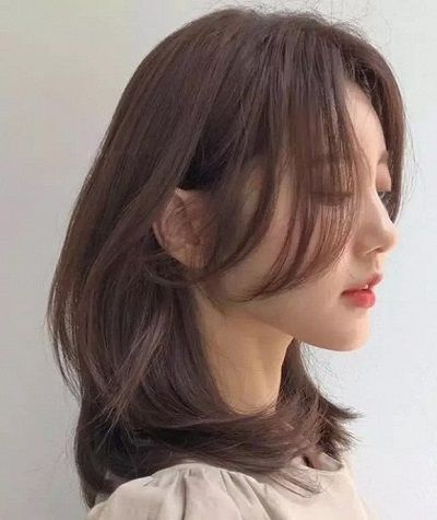 Kiểu tóc đẹp cho nữ 2021