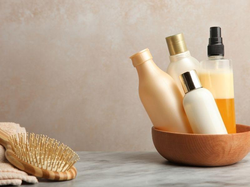 Dầu gội cho mùa hè thường là loại có khả năng phục hồi tóc